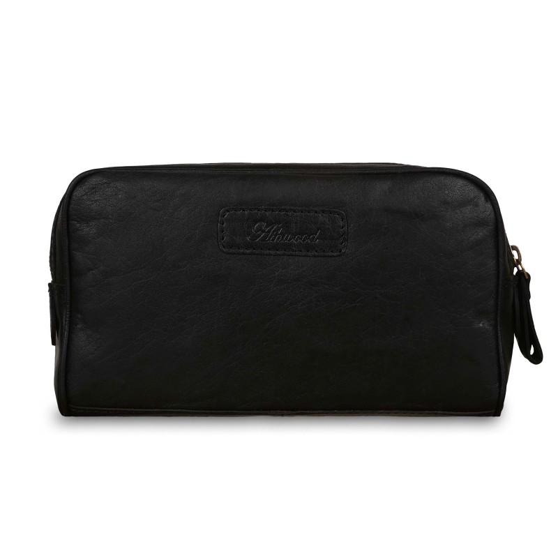 Несессер Ashwood Leather G-37 Black