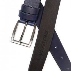 Ремень мужской Lakestone Bader Dark Blue