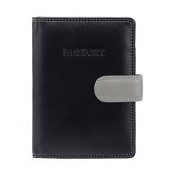 Обложка для паспорта Visconti RB75 Black multi