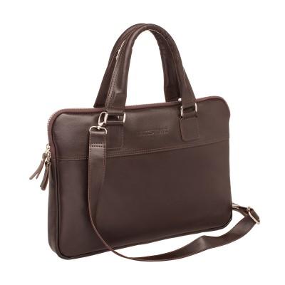 Деловая сумка Lakestone Anson Brown