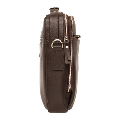 Мужская сумка через плечо Anhor Brown
