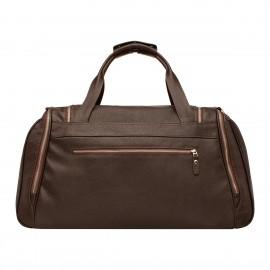 Кожаная спортивная сумка Downfield Brown