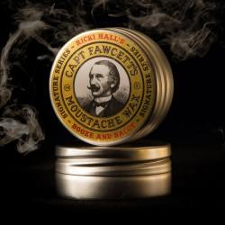 Captain Fawcett Ricki Hall Booze & Baccy Moustache Wax - Воск для усов 15 мл