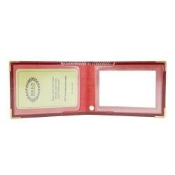 Обложка на удостоверение RELS ПУ-МО 72 0332