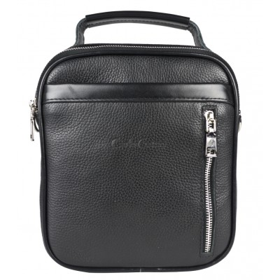 Мужская сумка через плечо Carlo Gattini Cavallaro black (арт. 5049-01)