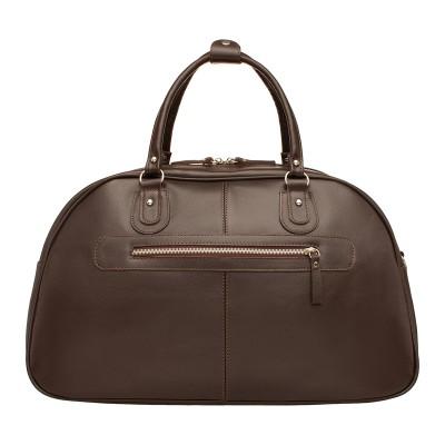 Кожаная спортивная сумка Briavels Brown