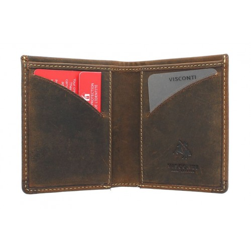 Бумажник Visconti VSL21 Oil Tan