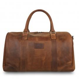 Дорожная сумка Ashwood Leather Jayden Tan