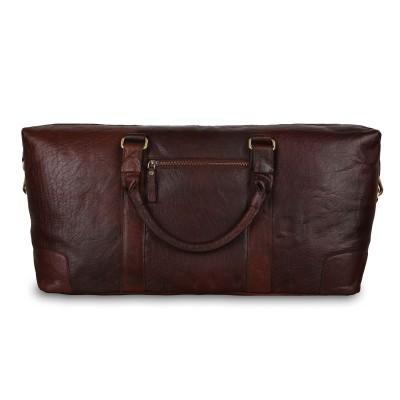 Дорожная сумка Ashwood Leather G-36 Brandy