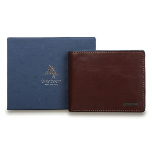 Бумажник  Visconti ALP85 Ozwald Brown