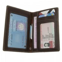 Бумажник водителя RELS Romero Wild 70 1114