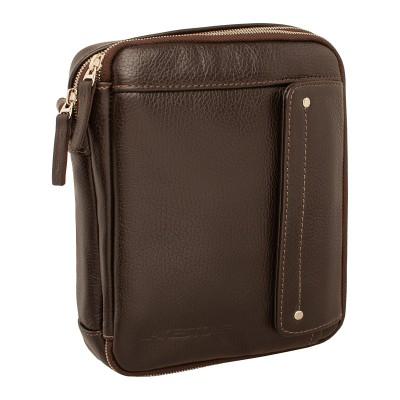 Мужская сумка через плечо Coape Brown