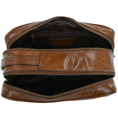 Несессер Ashwood Leather 2012 Chestnut Brown