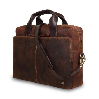 Мужская сумка из кожи Visconti TC82 Hugo