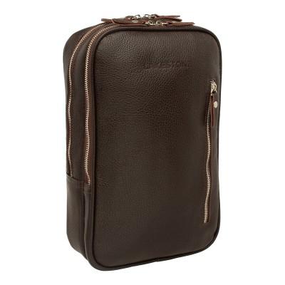 Кожаный рюкзак мужской Scott Brown