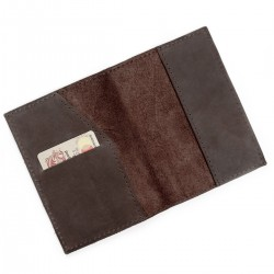 Обложка для паспорта Lakestone Broad Brown