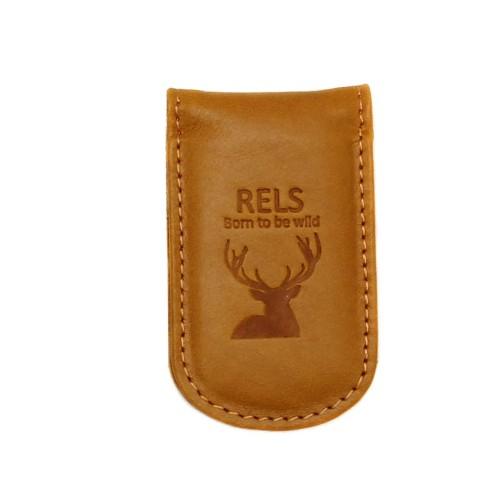 Зажим для денег RELS Оk Wild 74 1536