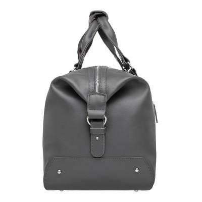 Кожаная спортивная сумка Woodstock Grey