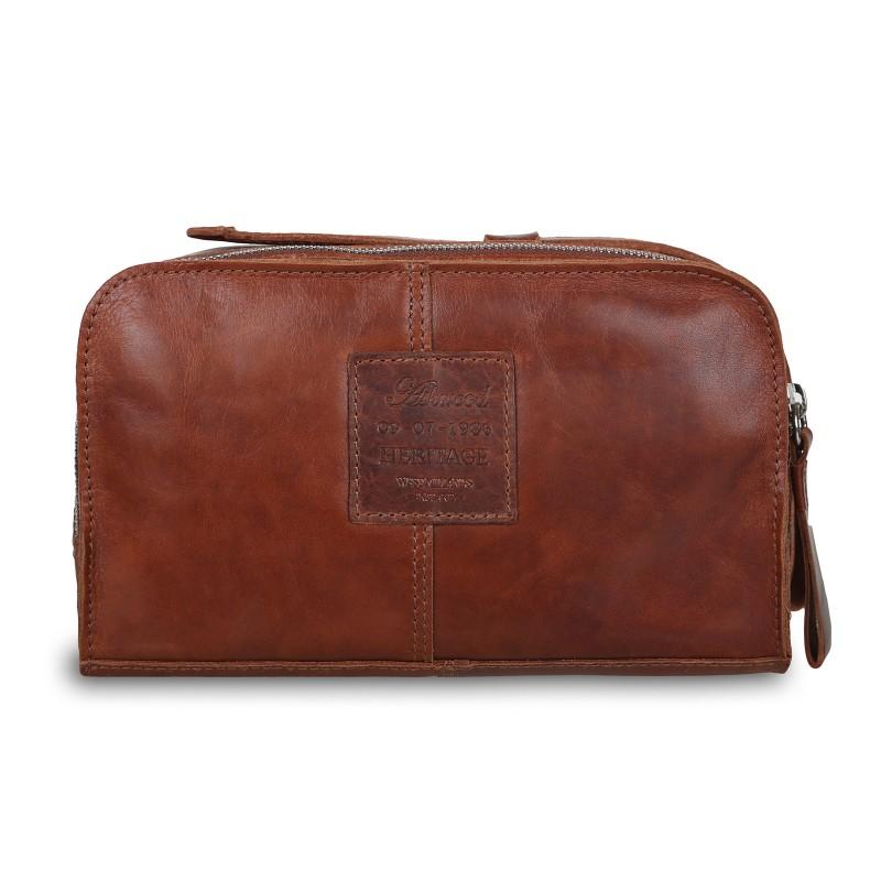 Несессер Ashwood Leather 1667 Chestnut