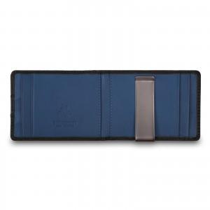 Зажим для денег Visconti VSL57 Chisel  Black/Cobalt