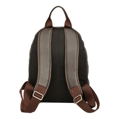 Кожаный рюкзак мужской Lakestone Keppel Brown