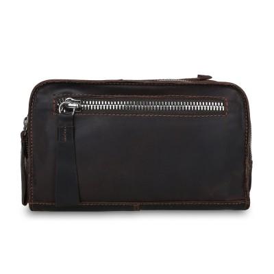 Несессер Ashwood Leather 1667 Brown