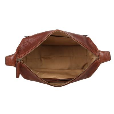 Несессер Ashwood Leather Milo Chestnut