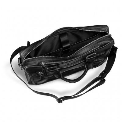 Деловая сумка BRIALDI York (Йорк) black