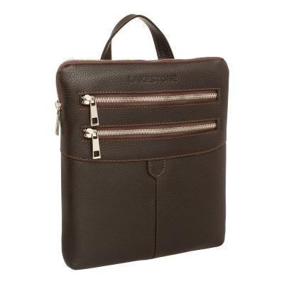 Мужская сумка через плечо Mariston Brown