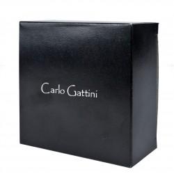 Кожаный мужской ремень Carlo Gattini Bertoldi black (арт. 9032-01)