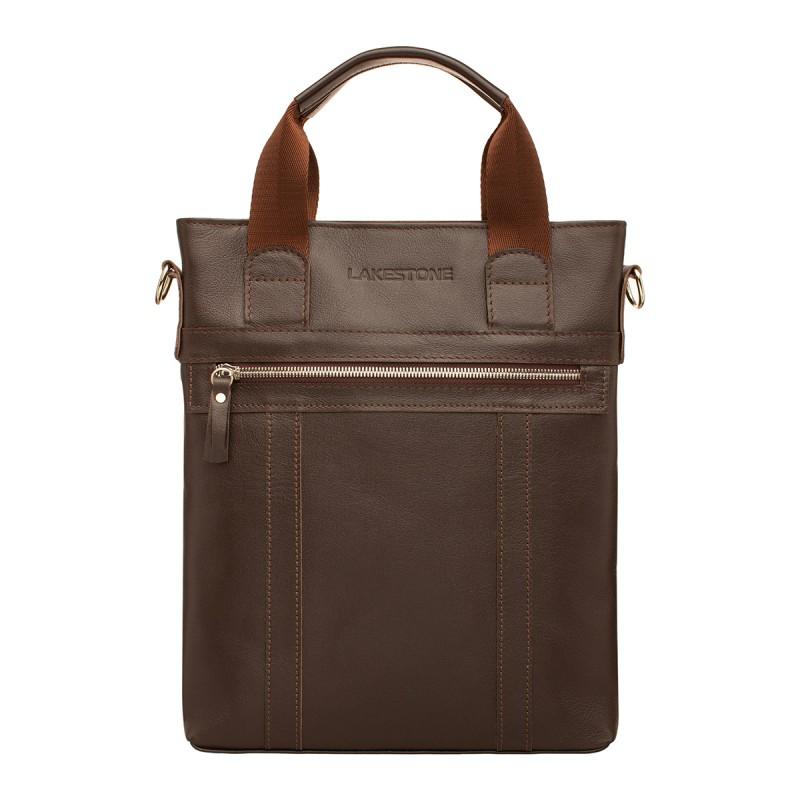 Мужская сумка через плечо Orwell Brown