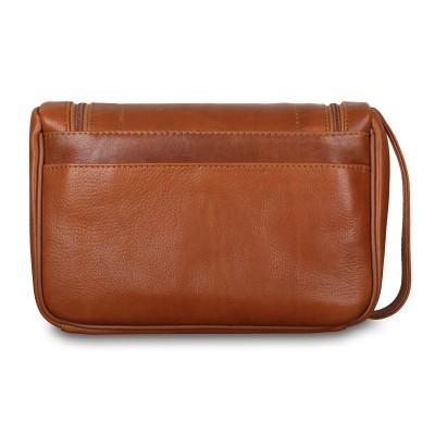 Несессер Ashwood Leather 8140 Tan