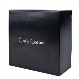 Кожаный мужской ремень Carlo Gattini Tasini black (арт. 9030-01)