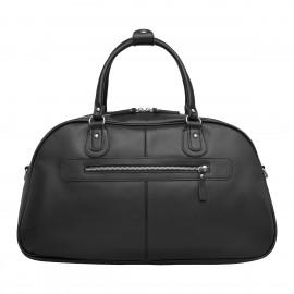 Кожаная спортивная сумка Briavels Black