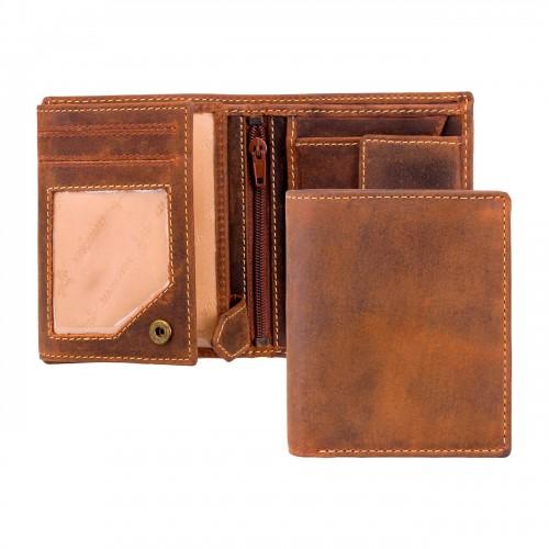 Бумажник  Visconti 708 Spear Oil Tan
