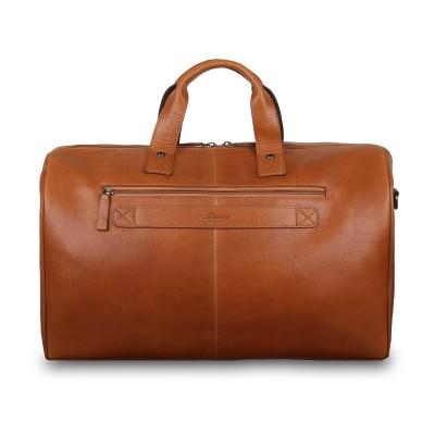 Дорожная сумка Ashwood Leather 8150 Tan