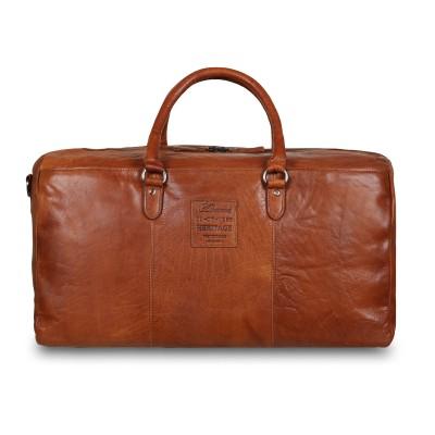 Дорожная сумка Ashwood Leather F-87 Honey