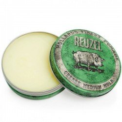 Reuzel Grease Medium Hold - Помада для укладки волос средней фиксации 35 гр
