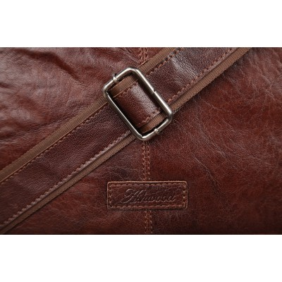 Сумка через плечо Ashwood Leather 8343 Tan