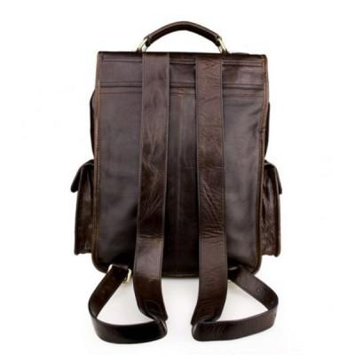 Кожаный рюкзак мужской Muhelm