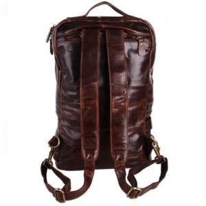 Мужской кожаный рюкзак-трансформер Oscar