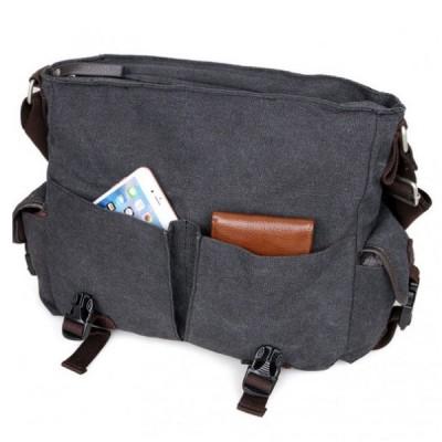 Мужская сумка через плечо FATSO NOTTE