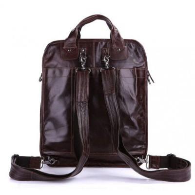 Мужская сумка-трансформер из кожи VONA