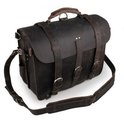 Мужская сумка-трансформер из кожи THOMAS NOTTE