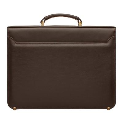 Мужской кожаный портфель Fearley Brown