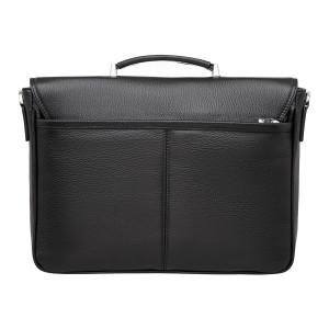 Кожаный портфель мужской Gatward Black