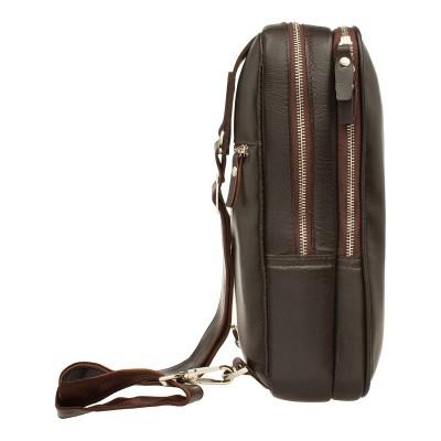 Кожаный рюкзак мужской Camp Brown
