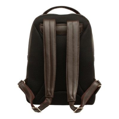 Кожаный рюкзак мужской Garrard Brown