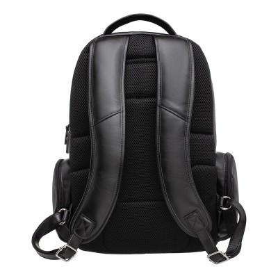 Мужской рюкзак из натуральной кожи Malvern Black