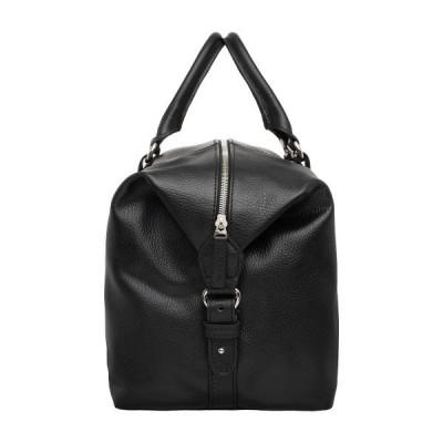 Кожаная спортивная сумка Lakestone Calcott Black